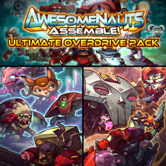 Awesomenauts Assemble! Ultimate Overdrive Pack