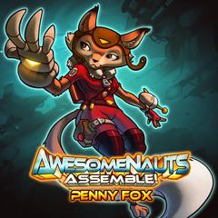 Awesomenauts Assemble! - Penny Fox