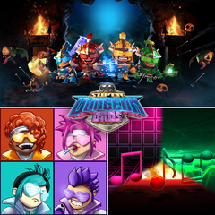 MEGA pack Super Dungeon Bros