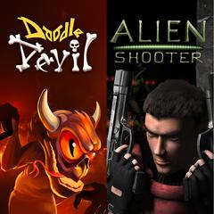 Doodle Devil & Alien Shooter