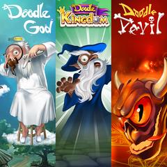 Doodle God, Doodle Devil & Doodle Kingdom