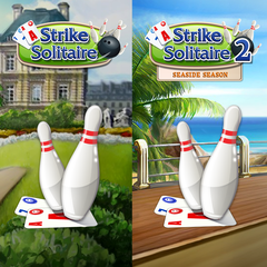 Strike Solitaire & Strike Solitaire 2