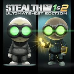 The Stealth Inc 1 & 2 Ultimate-est Edition