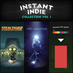 Instant Indie Collection : Vol. 1