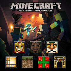 Minecraft :PlayStation4 Edition - Pack de fin d'année