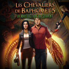 Les Chevaliers de Baphomet 5 - La Malédiction du Serpent
