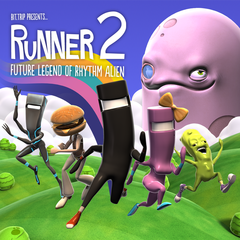 BIT TRIP Presents... Runner2 : Future Legend of Rhythm Alien