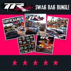 TABLE TOP RACING : WORLD TOUR - SWAG BAG