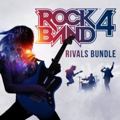 Rock Band 4 Rivals Bundle