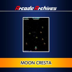 Arcade Archives MOON CRESTA