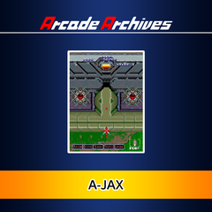 Arcade Archives A-JAX