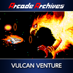 Arcade Archives Arcade VULCAN VENTURE