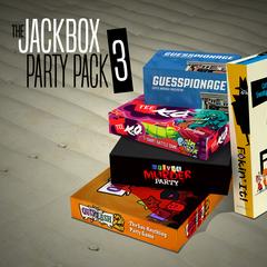 Le coffret fête Jackbox Party Pack 3