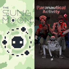 The Sun & Moon/Paranautical Activity Bundle