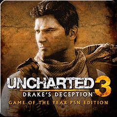 Uncharted 3: Иллюзии Дрейка™»: издание «Игра года»