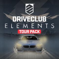 Комплект турне DRIVECLUB™ «Стихии»