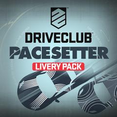 Комплект окраски «Задавая темп» для DRIVECLUB™