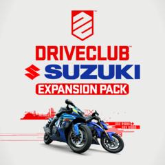 Дополнение Suzuki для DRIVECLUB™ BIKES