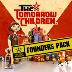 The Tomorrow Children : le pack des Fondateurs