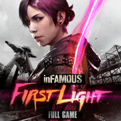 inFAMOUS™ First Light