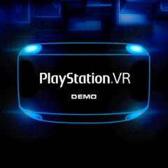 PlayStationVR Demo