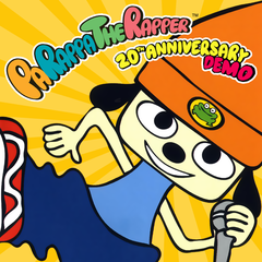 Démo PaRappa the Rapper Remastered