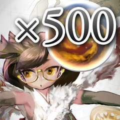 500 Destiny Orbs + очень редкий Kichipee Spirit