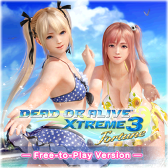 DEAD OR ALIVE Xtreme 3 Fortune Free-to-Play Version on PS4