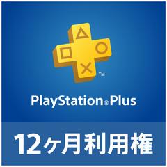 PlayStation®Plus 12ヶ月利用権