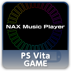 NAX Music Player full game on PS Vita | Official PlayStation
