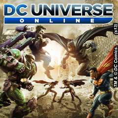 DC Universe™ Online Free-to-Play
