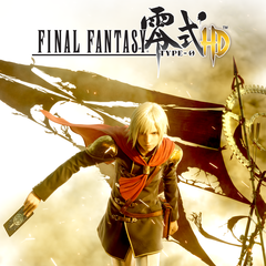 FINAL FANTASY TYPE-0™ HD