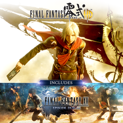 FINAL FANTASY TYPE-0™ HD Digital Day One Edition