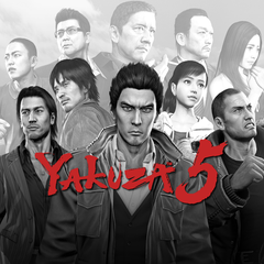 Yakuza 5