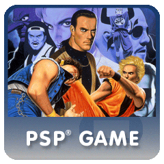 ART OF FIGHTING PSP®