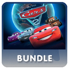 Cars 2 The Video Game Cars 2 Character Bundle For Ps3 Buy