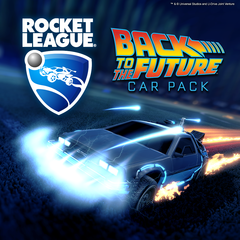 Back to the Future™ Car Pack