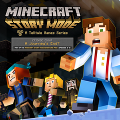 Minecraft: Story Mode — Episode 8: A Journey's End? for PS4