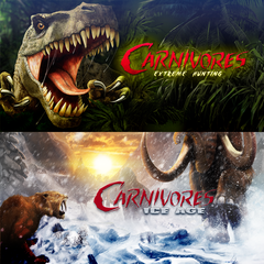 Carnivores Bundle (2-in-1)