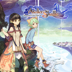 Atelier Shallie ~Alchemists of the Dusk Sea~