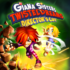Giana Sisters: Twisted Dreams - Director's Cut