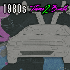 1980s Theme Bundle 2