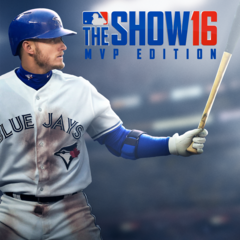 MLB The Show 16 Edition MVP