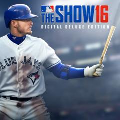 MLB The Show 16 Edition Deluxe Numérique
