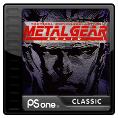 Metal Gear™ Solid (PS3™/PSP®)