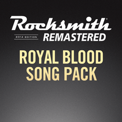 Royal Blood Song Pack