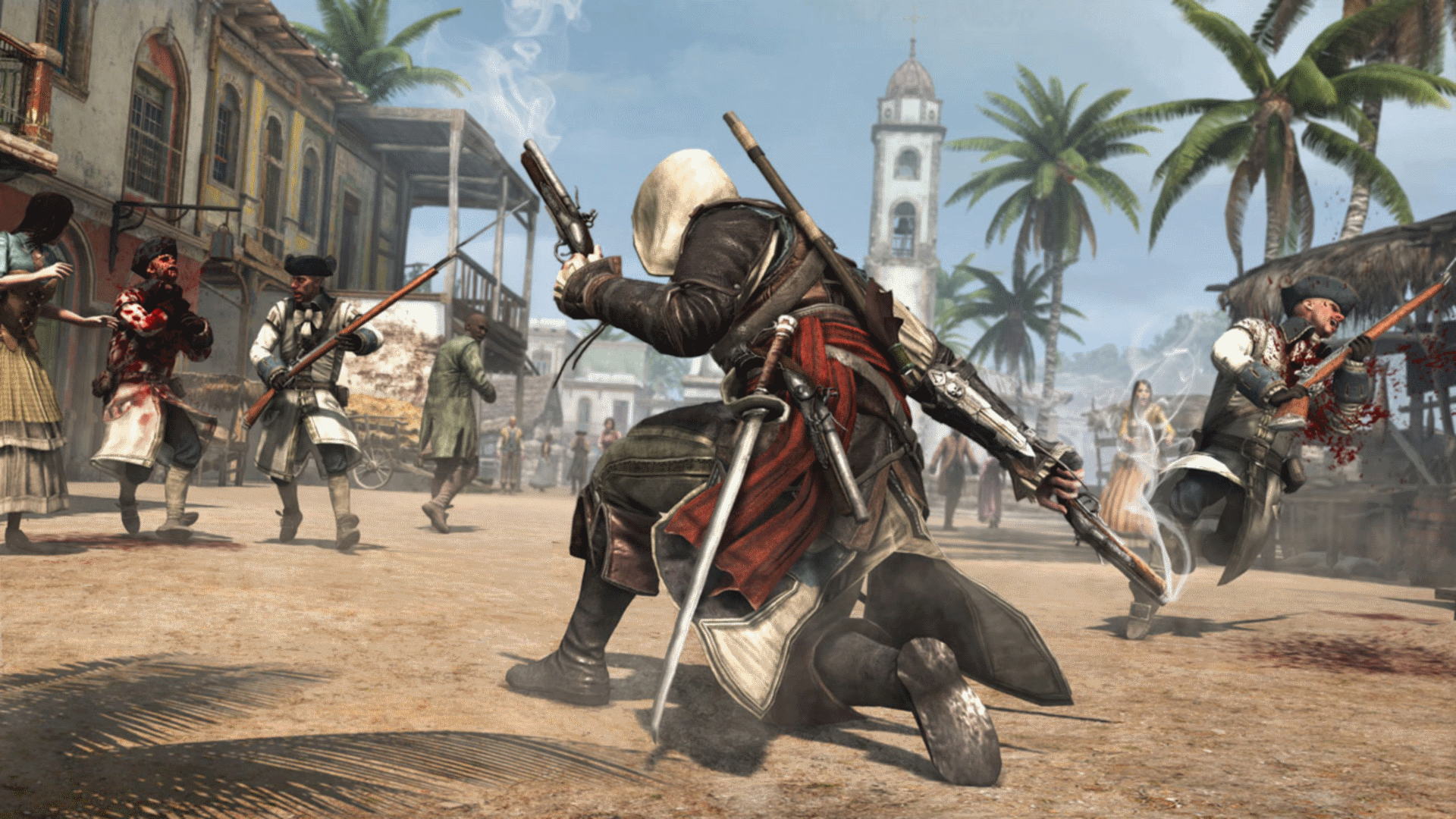 Assassin's Creed IV Black Flag - Standard Edition скриншот 10