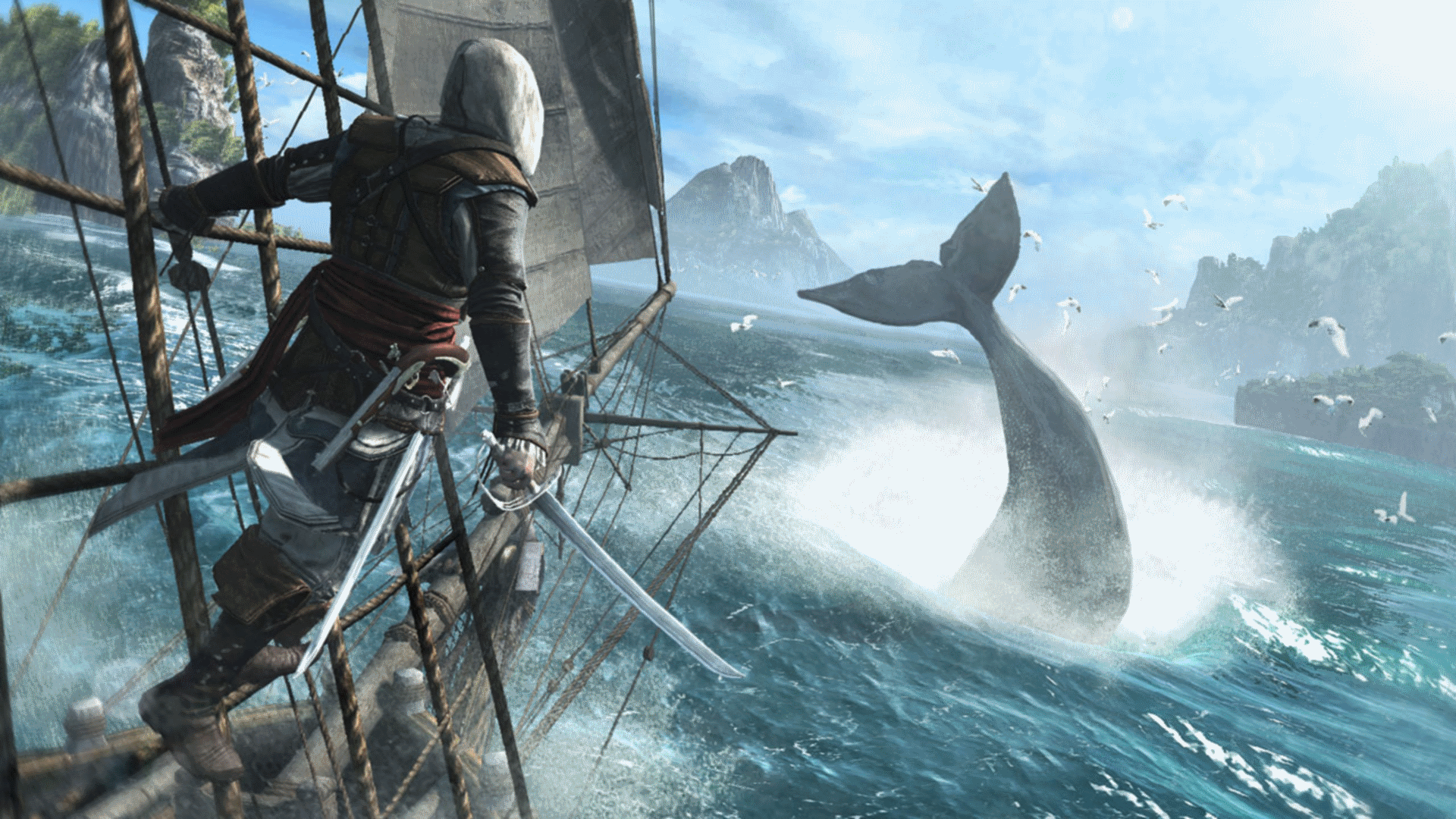 Assassin's Creed IV Black Flag - Standard Edition скриншот 8