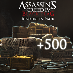 Assassin's Creed®IV Time saver: Resources Pack