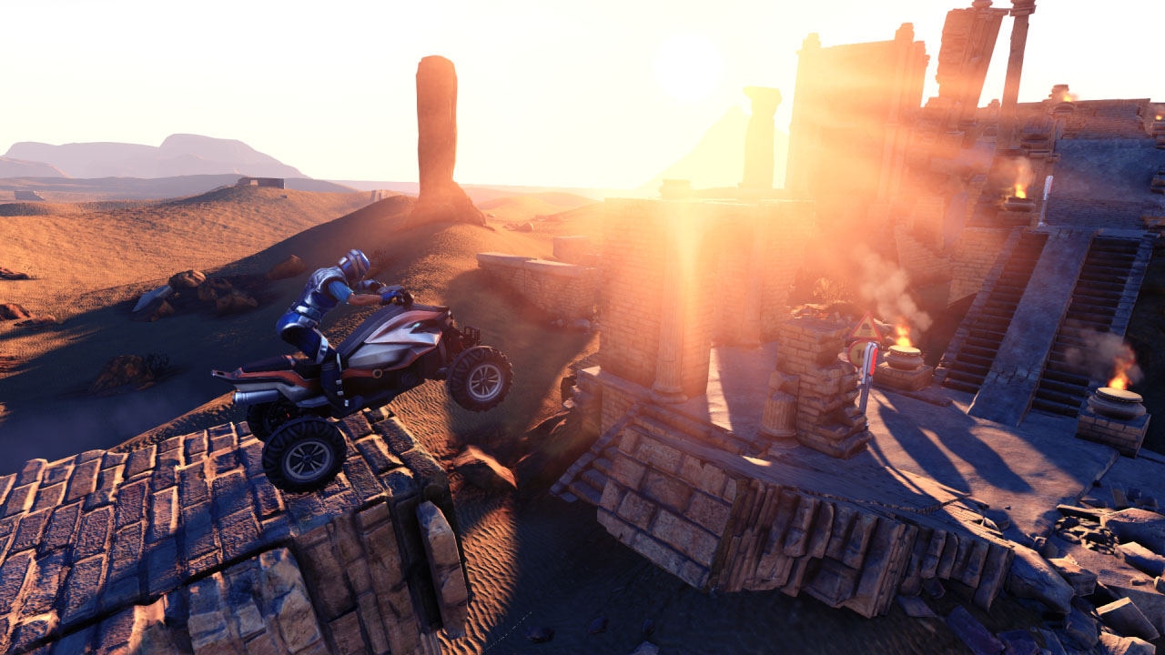 Скриншот №2 к Trials Fusion The Awesome MAX Edition